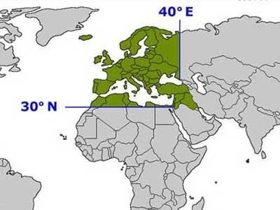 Area EBU