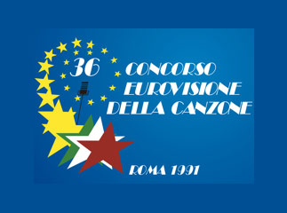 Logo ESC 1991