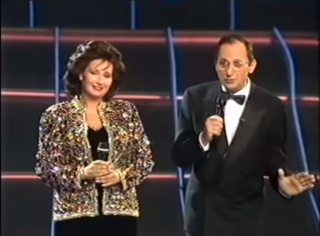 Helga Vlahovic e Oliver Mlakar