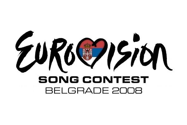 Logo ESC 2008 - Confluence of sound