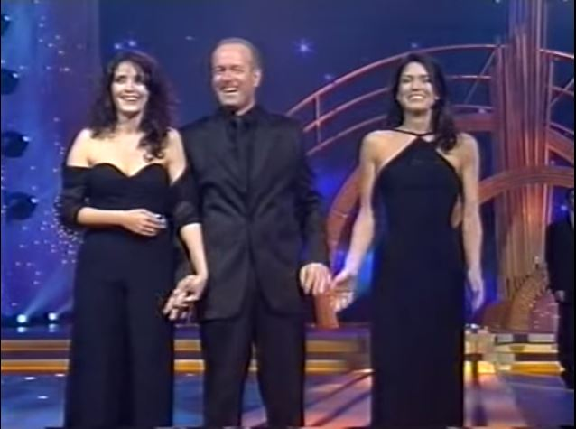 Dafna Dekel, Yigal Ravid e Sigal Shachmon