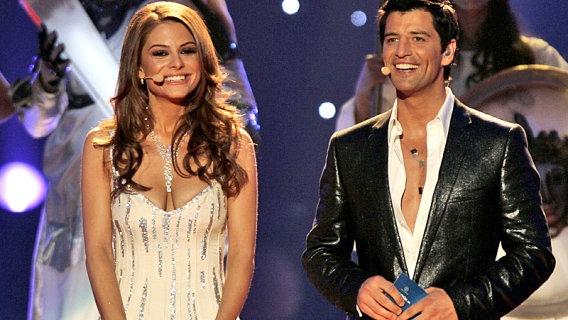 Maria Menounos e Sakis Rouvas