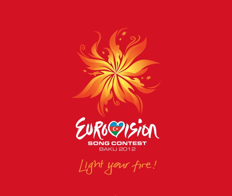 Logo ESC 2012 - Accendi il tuo cuore