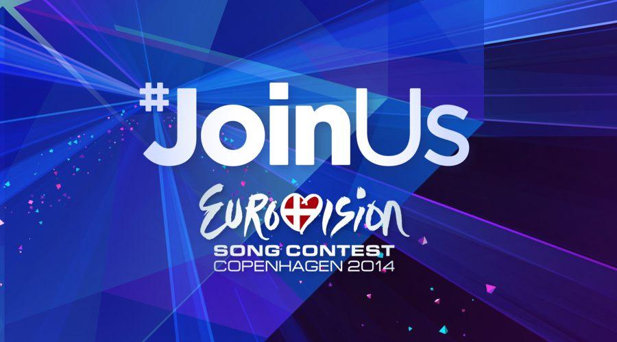 Logo ESC 2014 - #JoinUs