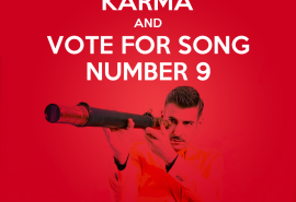 Eurovision 2017 – Keep Karma and support Francesco Gabbani!