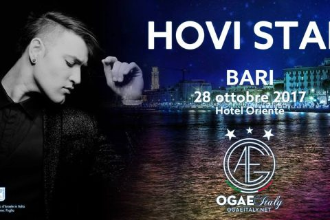 OGAE Italy – La convention annuale con Hovi Star
