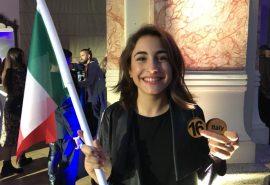 Junior Eurovision 2017 – Maria Iside per l'Italia si esibirà per ultima