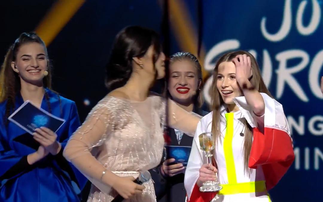 Junior Eurovision 2018 – Vince la Polonia! L'Italia settima con Melissa e Marco