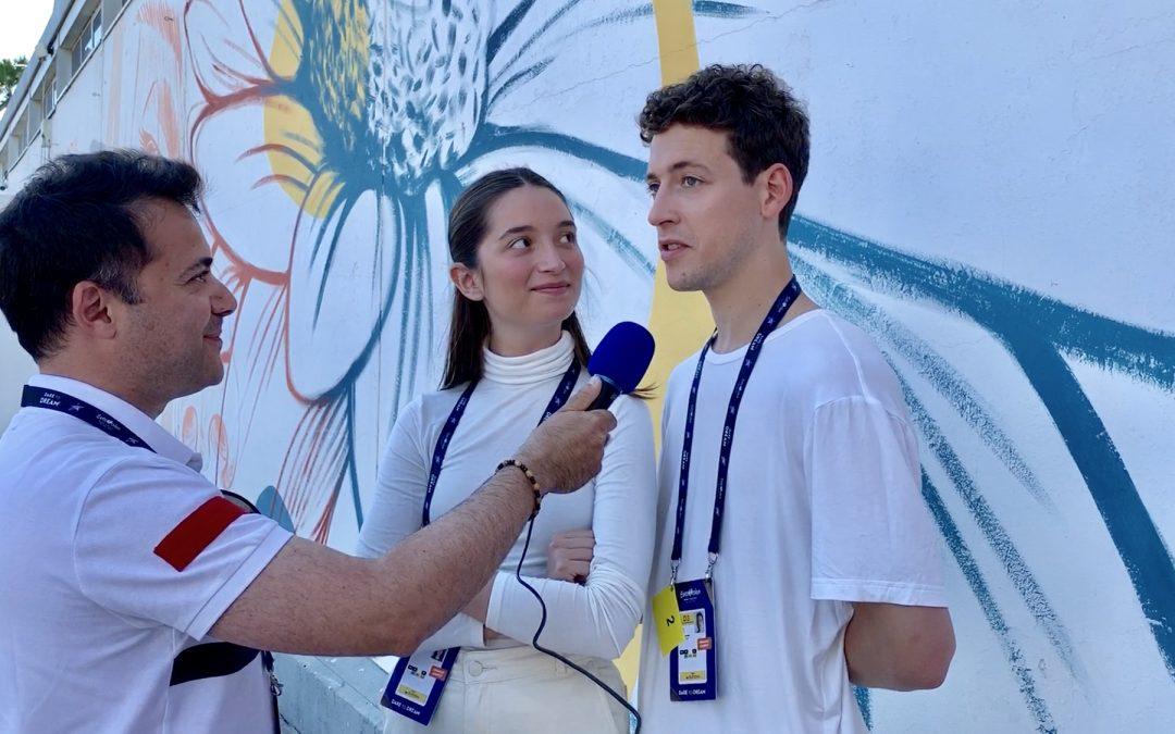 Gli sloveni Zala Kralj e Gašper Šantl: L'amore è un porto sicuro