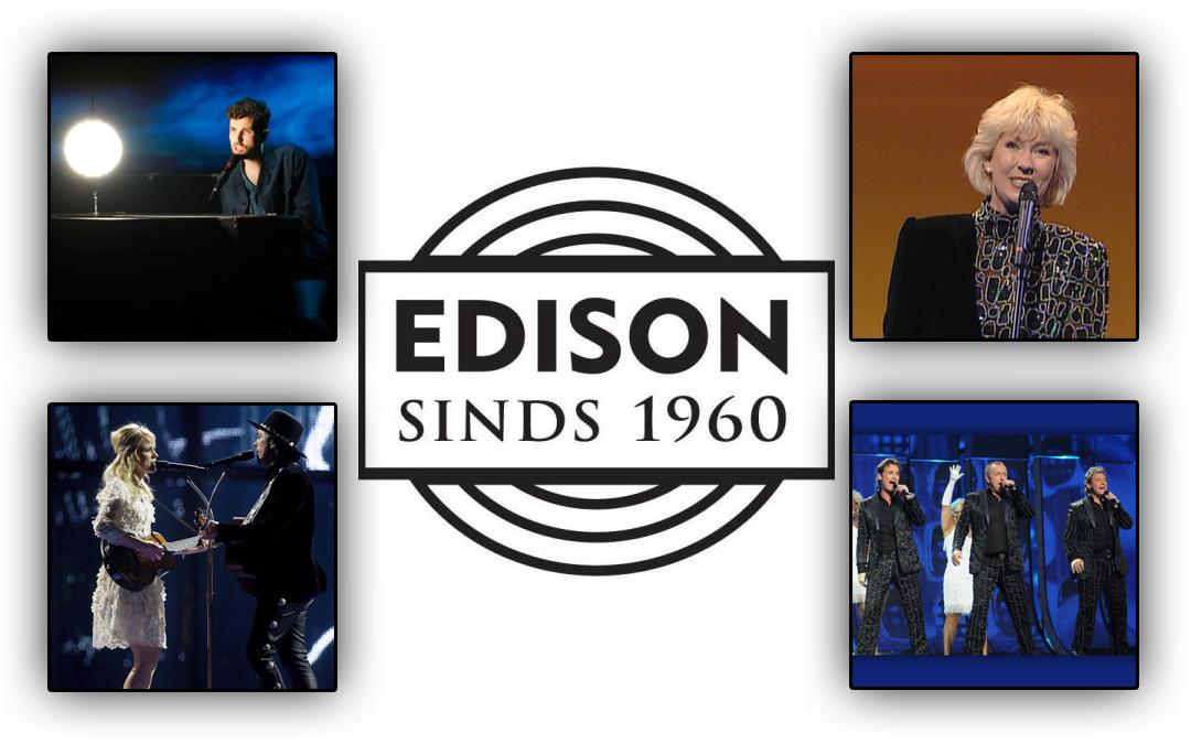 Stelle eurovisive brillano agli Edison Awards 2020 di Amsterdam