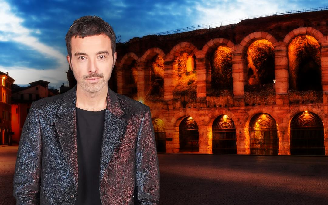 Eurovision, Europe Shine a Light – Diodato canterà dall'Arena di Verona