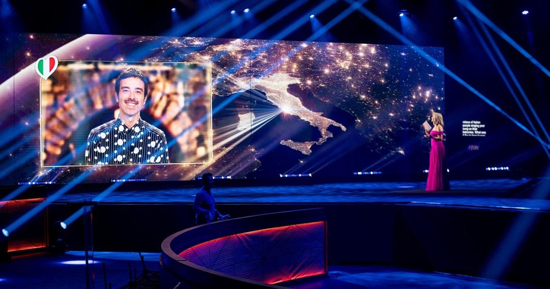 """Diodato: gli interventi e le esibizioni in """"Eurovision: Europe Shine A Light"""""""