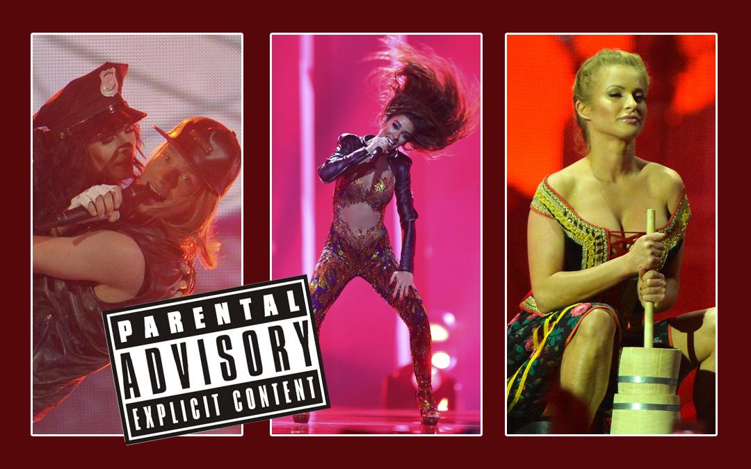 """Eurovision's Decade – Le cinque performance più """"hot"""""""