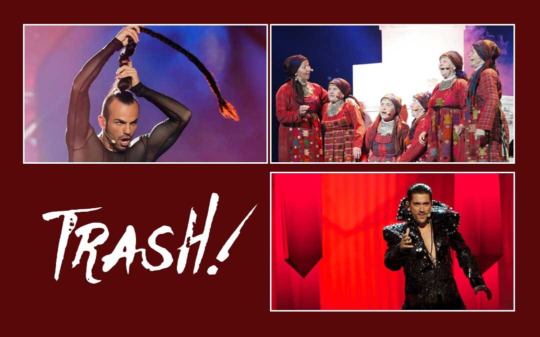 """Eurovision's Decade: le 5 """"ultime"""" performance trash"""