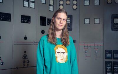 L'islandese Daði Freyr in concerto a Milano nel 2021