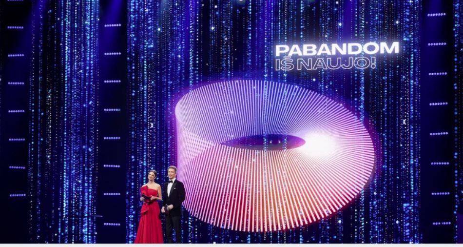 Eurovision 2021 - Pabandom iš naujo! 2021