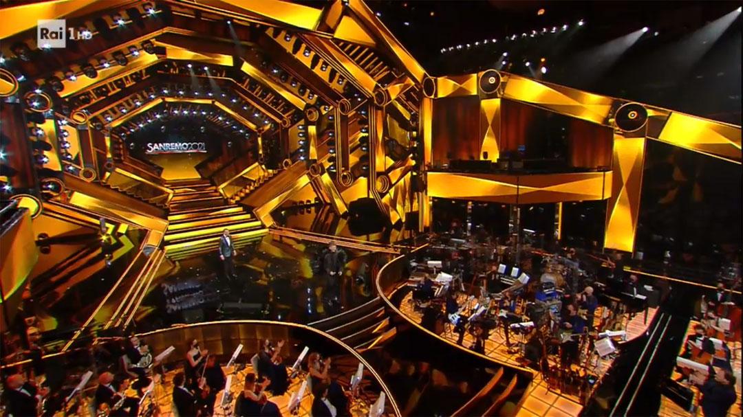 Sanremo 2021: la terza serata con le 26 cover dei Campioni