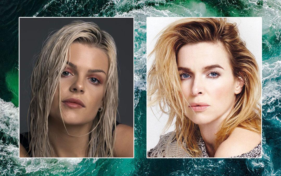Eurovision 2021 - Davina Michelle e Thekla Reuten
