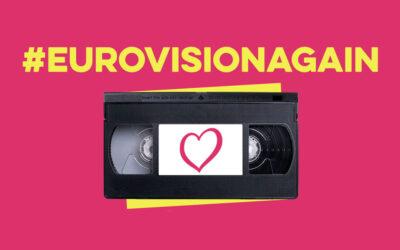#EurovisionAgain: torna l'appuntamento con le edizioni passate dell'Eurovision