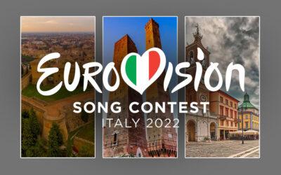 Eurovision 2022: dalla Regione sostegno a Bologna, Rimini e Bertinoro