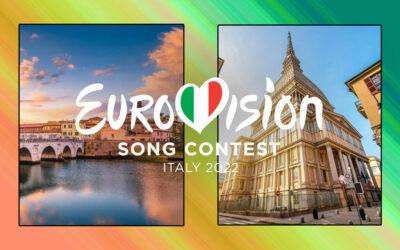Eurovision 2022: Rimini e Torino rilanciano le loro candidature