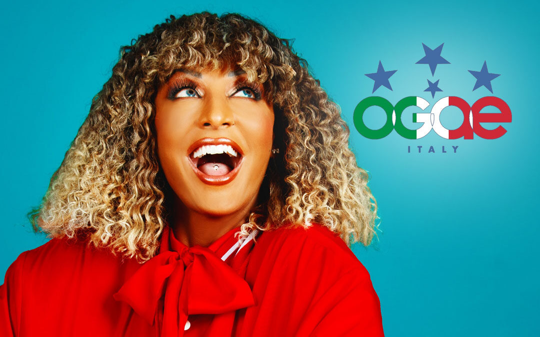 OGAE Italy: il 25 settembre il meeting con Senhit ospite d'onore!