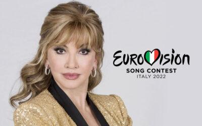 """Milly Carlucci: """"L'Eurovision mi interessa molto!"""""""